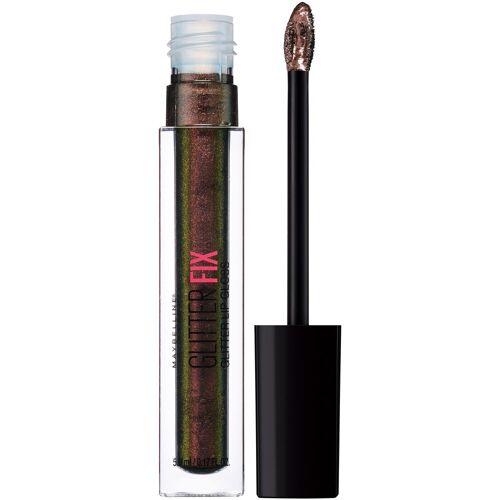 MAYBELLINE NEW YORK Lipgloss »Glitter Fix«, 80 Shadow Hunter