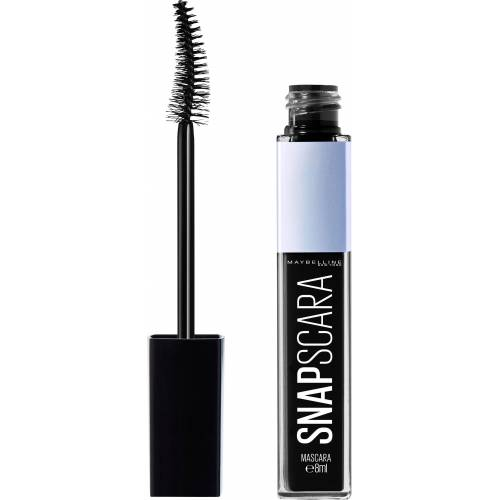 MAYBELLINE NEW YORK Mascara »Snapscara«, Black