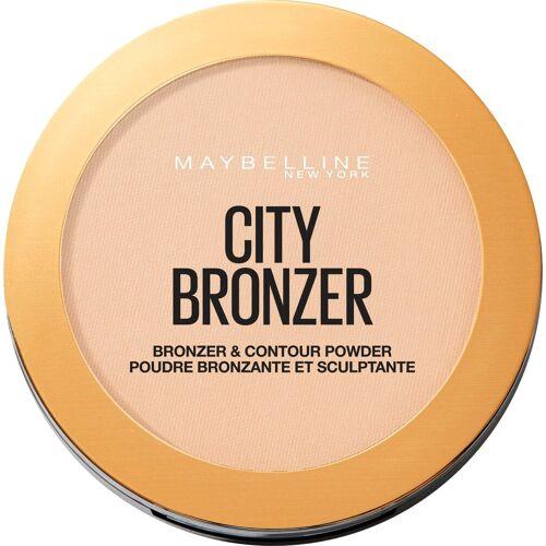 MAYBELLINE NEW YORK Bronzer »City Bronze«, Nr. 250 Medium Warm