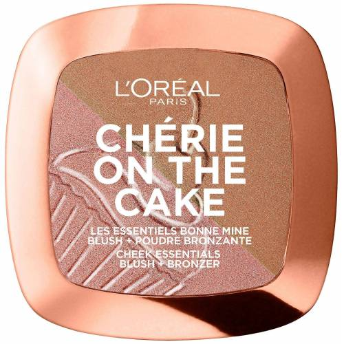 L'ORÉAL PARIS Bronzer »Chérie on the Cake Blush & Bronzer«