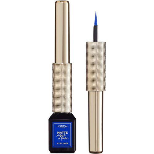L'ORÉAL PARIS Eyeliner »Matte Signature Eyeliner«, Blau