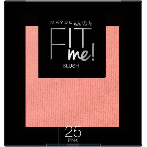 MAYBELLINE NEW YORK Rouge »Fit Me!«, 25 Pink