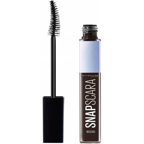 MAYBELLINE NEW YORK Mascara »Snapscara«, 3 bold brown