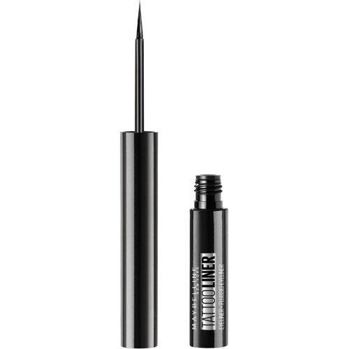 MAYBELLINE NEW YORK Eyeliner »Tattoo Liner Liquid Ink«, schwarz