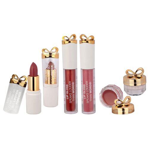 Boulevard de Beauté Lippenstift-Set »Lovely Lips«, 6-tlg.