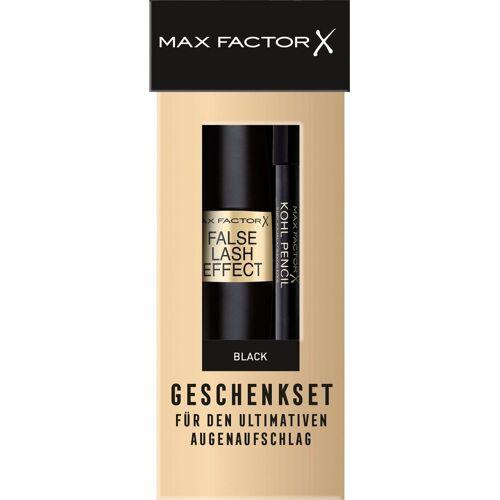 MAX FACTOR Make-up Set »False Lash Effect Mascara + gratis Kohl Kajal«, 2-tlg.