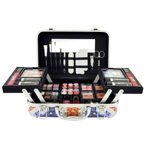GLOSS! Make-up Set, mit u.a. Lidschatten, Lippenstift, Nagellack