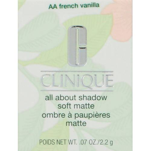 CLINIQUE Lidschatten »All About Shadow Soft Matte«