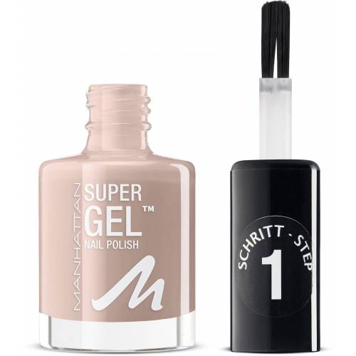 MANHATTAN Gel-Nagellack »Super Gel«, 175 Time For Taupe