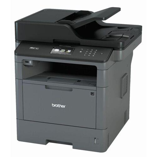 Brother Monolaser-Multifunktionsdrucker »MFC-L5700DN 4in1 Multifunktionsdrucker«, Dunkelgrau