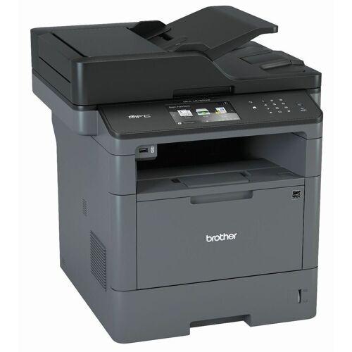 Brother Monolaser-Multifunktionsdrucker »MFC-L5750DW 4in1 Multifunktionsdrucker«, Dunkelgrau