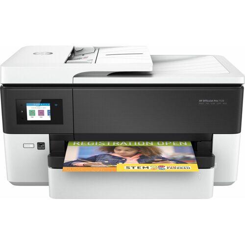 HP Pro 7720 Wide Multifunktionsdrucker, (WLAN (Wi-Fi)