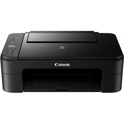 Canon PIXMA TS3150/TS3151 Multifunktionsdrucker, (WLAN (Wi-Fi), schwarz