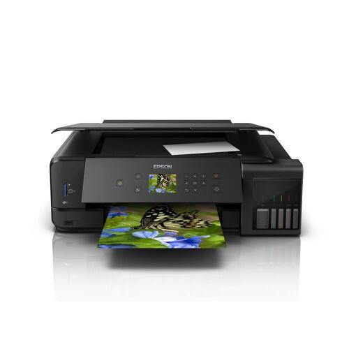 Epson EcoTank ET-7750 A3 Drucker »Farbe, USB, Wifi, 3in1«, schwarz