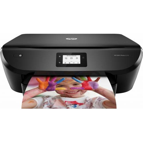HP ENVY Photo 6230 Multifunktionsdrucker, (WLAN (Wi-Fi)