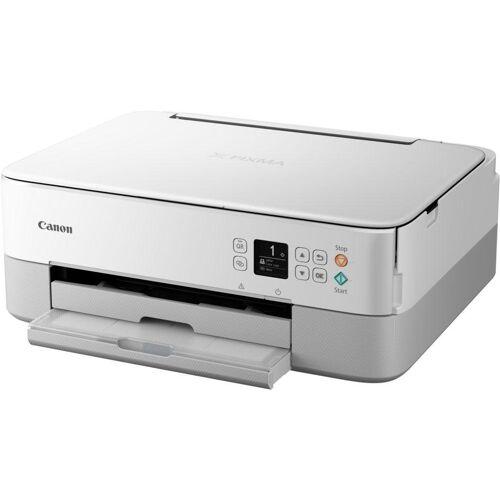 Canon PIXMA TS535 Multifunktionsdrucker, (WLAN (Wi-Fi), weiß