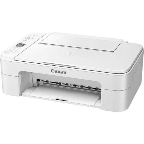 Canon PIXMA TS335 Multifunktionsdrucker, (WLAN (Wi-Fi), weiß