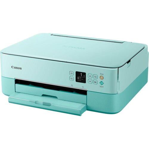 Canon PIXMA TS535 Multifunktionsdrucker, (WLAN (Wi-Fi), grün