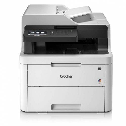 Brother MFC-L3730CDN Multifunktionsdrucker weiß Multifunktionsdrucker