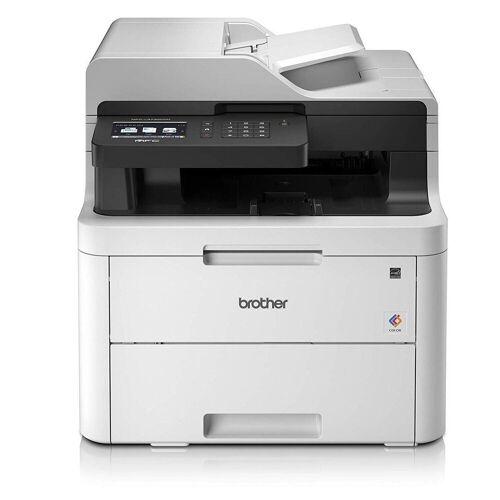 Brother MFC-L3730CDN Multifunktionsdrucker weiß Multifunktionsdrucker