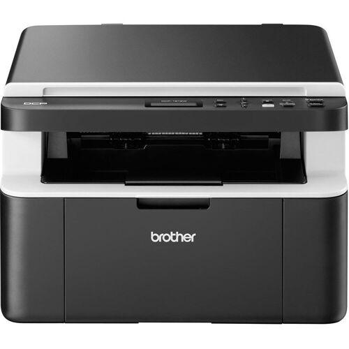 Brother DCP-1612W 3in1 Multifunktionsgerät schwarz Multifunktionsdrucker