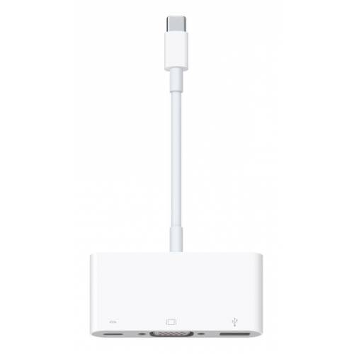 Apple USB-C VGA »Multiport«, weiß