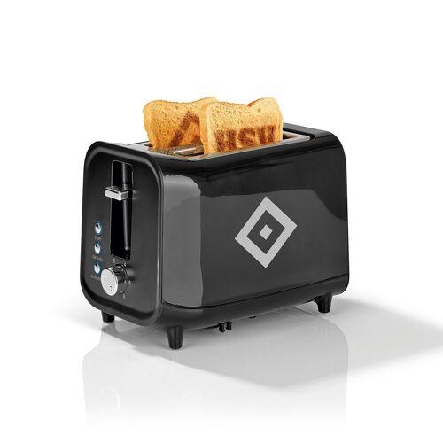 HSV Toaster, 800 W, mit Soundfunktion und -Logo