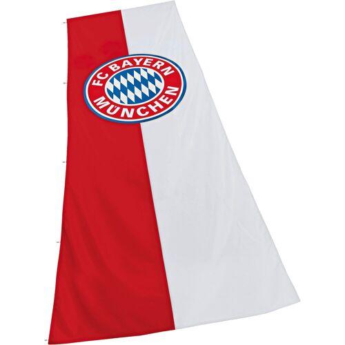 FC Bayern Fahne »München Hissfahne mit Logo«