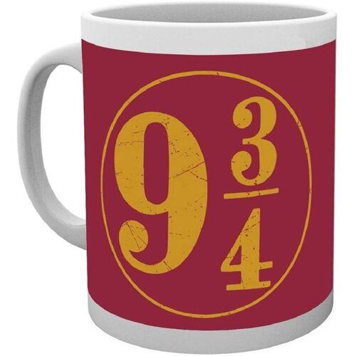 GB eye Tasse »Harry Potter - Gleis 9 3/4 Tasse«, Keramik