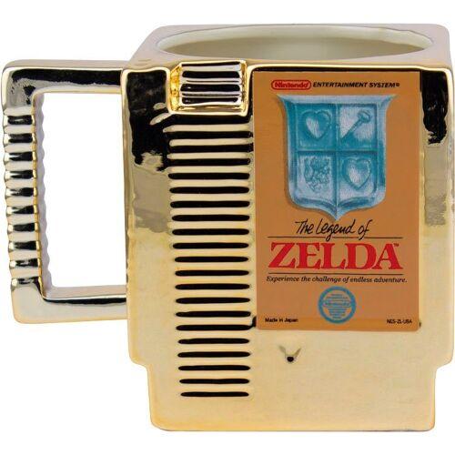 Paladone Dekobecher »The Legend of Zelda goldener Modul Becher«