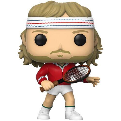 Funko Actionfigur »Pop! - Tennis Legends - Björn Borg #04«
