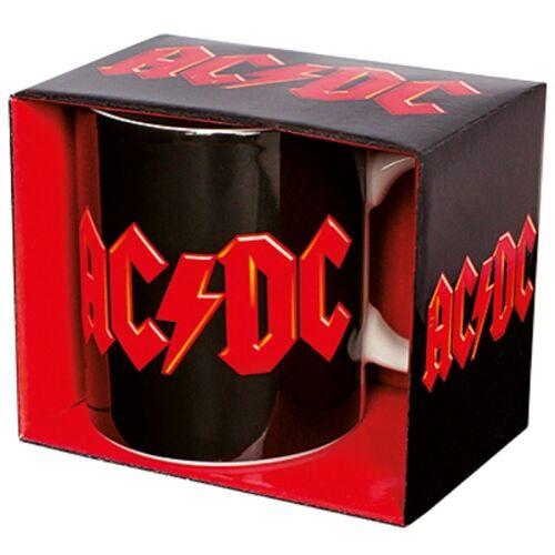 AC/DC Becher »TASSE/BECHER RED LOGO NEU«