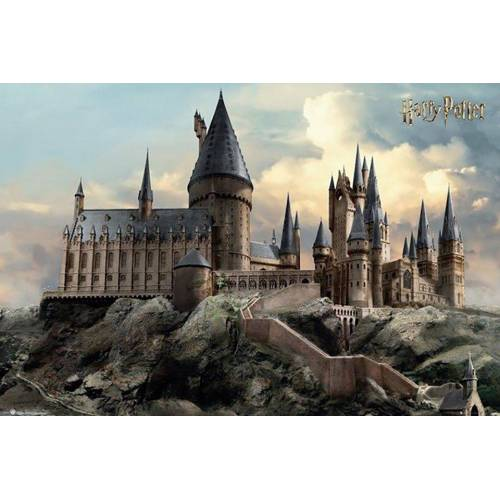 GB eye Poster »Harry Potter – Hogwarts Day – Maxi Poster«