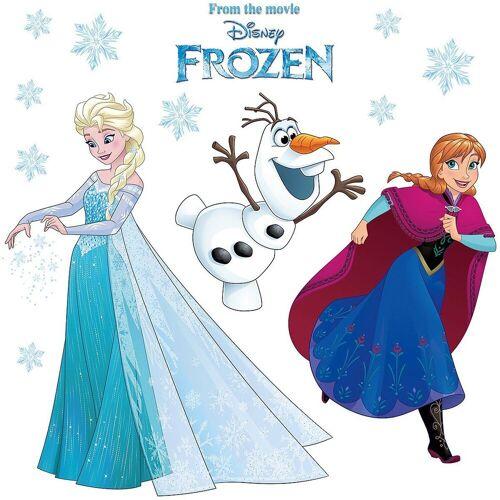 Komar Fenstersticker »Fenstersticker Disney Frozen Snowflake, 26-tlg.«,