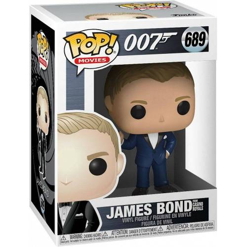 Funko Sammelfigur »Pop! - James Bond from Casino Royale«