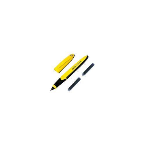 BVB Tintenroller, gelb