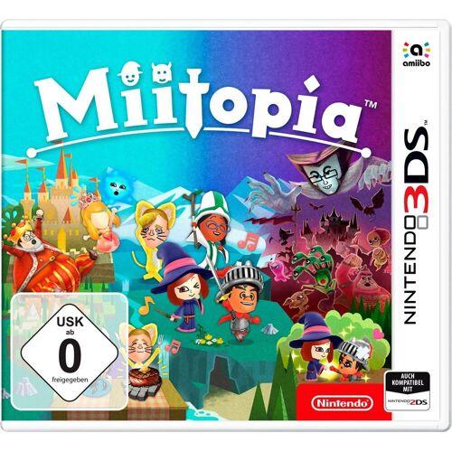 Nintendo 3DS Miitopia