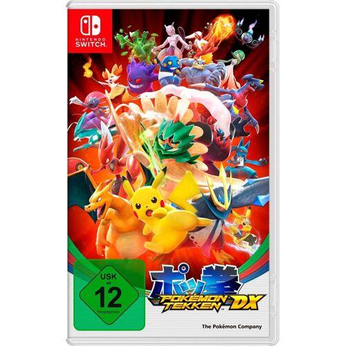 Nintendo Switch Pokémon Tekken DX