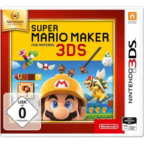 Nintendo 3DS Super Mario Maker for , Nintendo Selects
