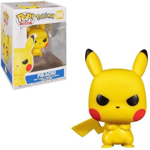 "Funko Spielfigur »POP! Pokemon #598: ""Pikachu Grumpy""«"