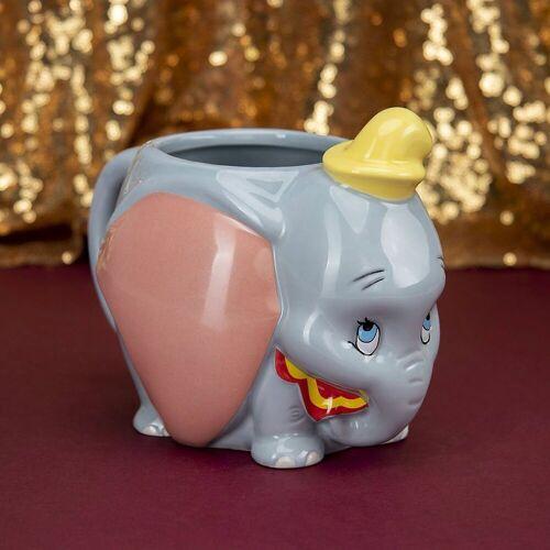 Disney Tasse »Dumbo 3D Becher«