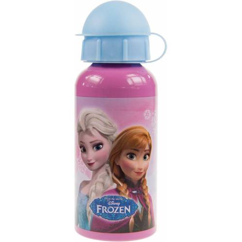 p:os Trinkflasche »Alu-Trinkflasche Lillebi. 400 ml«, pink