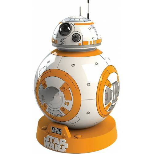 Joy Toy Radiowecker »Projektionswecker BB-8«