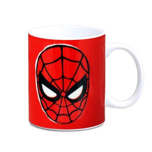 LOGOSHIRT Tasse mit coolem Print »Spider-Man«, farbig