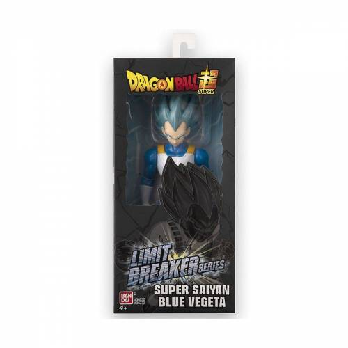 BANDAI NAMCO Actionfigur »Dragon Ball Super Große Figur - Blue Vegeta«, blau/weiß