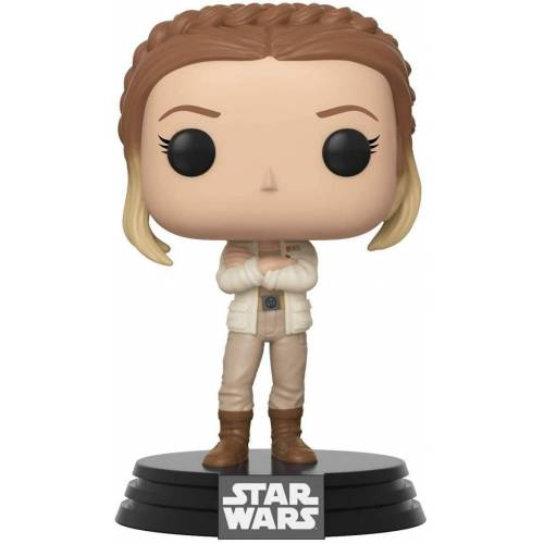 Funko Actionfigur »Pop! Movies - Star Wars: The Rise of Skywalker - Lieutenant Connix #319«