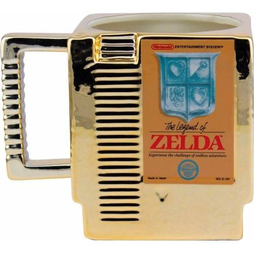 Paladone Dekobecher »The Legend of Zelda goldener Modul Becher«