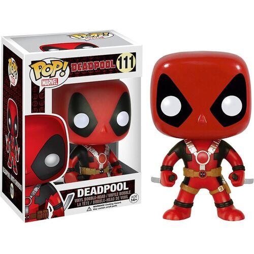 Funko Sammelfigur »POP! Marvel - Deadpool - Two Sword«