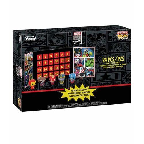 Funko Spiel, »Marvel Pocket Pop Adventskalender«