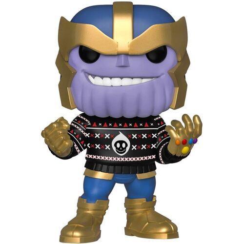Funko Actionfigur »Pop! - Marvel - Thanos (Holiday) #533«